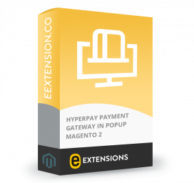 Hyperpay Payment Gateway in popup Magento 2