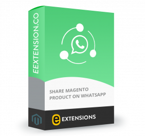 Share Magento Product on WhatsApp
